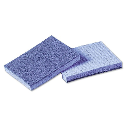 Scotch Brite Soft Scour Scrub (Scotch-Brite 9489 Soft Scour Scrub Sponge, 5