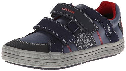Image of Geox JR Elvis Uniform Shoe (Toddler/Little Kid/Big Kid)