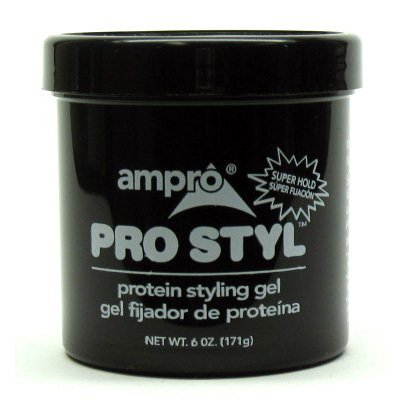 Ampro Pro-Styl Protein Gel Super Hold Bonus 6 oz. (Pack of 2)