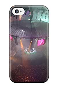 Premium Concert Arena Heavy Duty Protection Case For Iphone 4/4s
