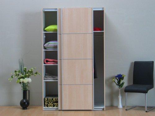 ahorn kleiderschrank. Black Bedroom Furniture Sets. Home Design Ideas