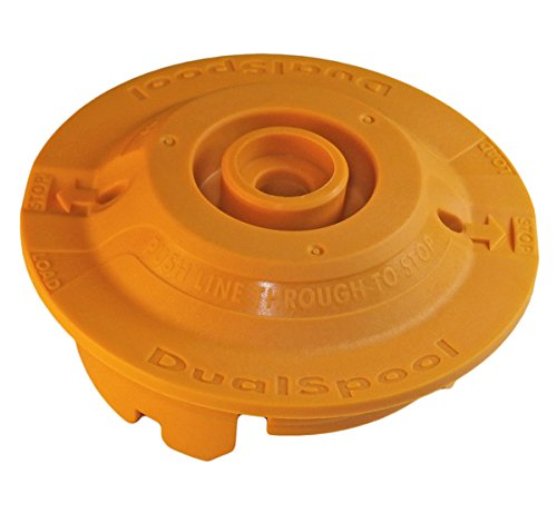 - Ryobi RY26500 Trimmer Replacement Dual Spool Fixed Line String Head Insert # 310734001