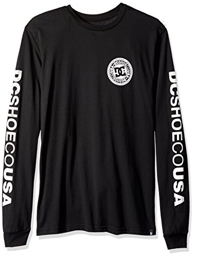 Long Sleeve TEE Shirt, Black, XL ()