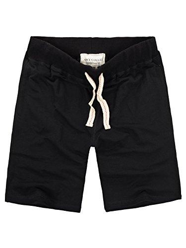 Amy Coulee Sport Men's Sweatpant shorts (XXL, - Fleece Short Cotton Drawstring