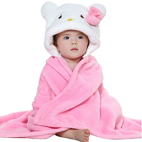 yikes twins child hooded towel robot b00lsgp6ta. Black Bedroom Furniture Sets. Home Design Ideas