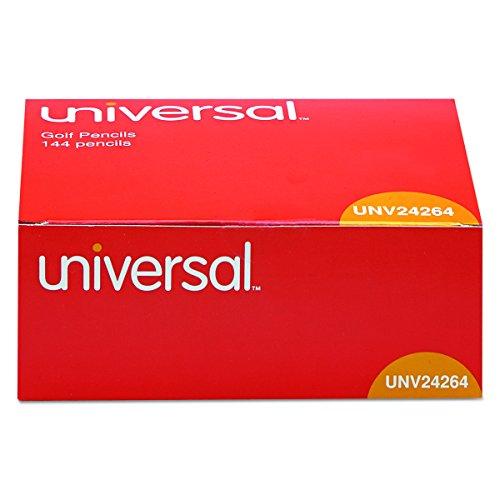 UNV24264 - Golf Pew Pencil 144/box