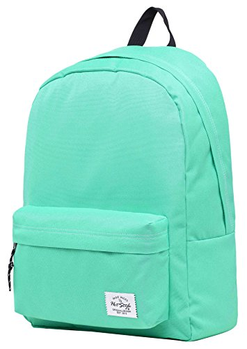 HotStyle SIMPLAY Classic School Backpack Bookbag, Turquoise