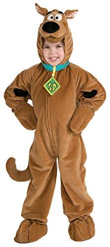 Scooby Doo Deluxe Plush - Deluxe Scooby-Doo Costume - Medium