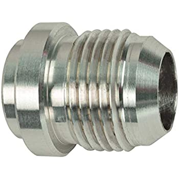 10 #10 AN Stainless Steel Weld On Fitting Bung Nut
