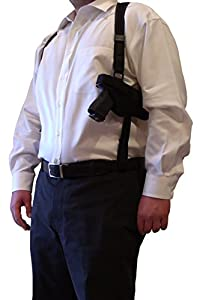 King Holster Shoulder Holster fits TAURUS TH-9 | PT-92 | 1911 | PT-940 \945 \957