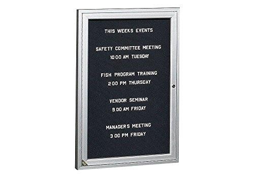 (Enclosed Indoor Directory Board 3