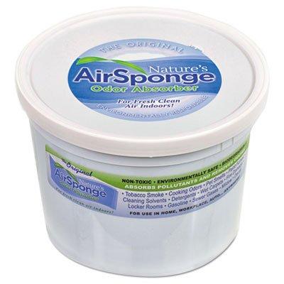 Delta Marketing 101-3 Natures Air Sponge Odor Absorber, 4 Lb Tub