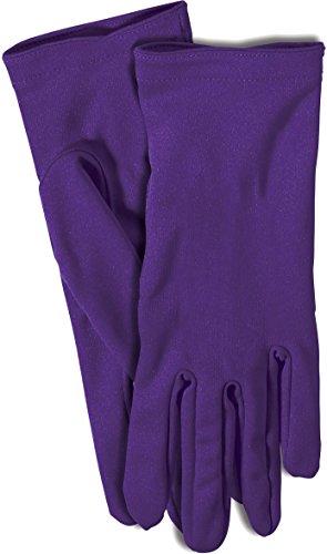 Womens Short Gloves 9 inch