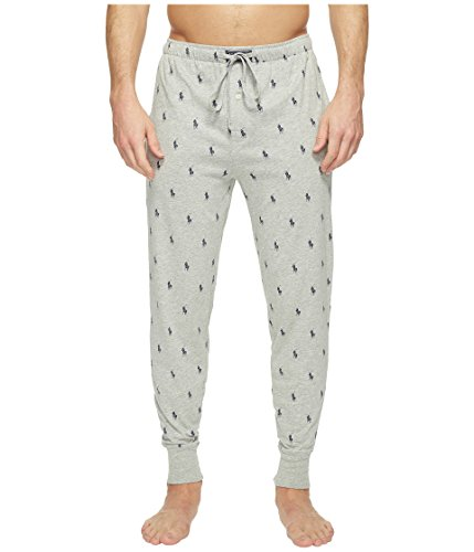 Polo Ralph Lauren Men's All Over Pony Player Knit Jogger Andover Small
