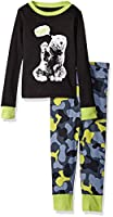 The Children's Place Boys' 2-Piece Cotton Pajama Set