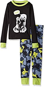The Children's Place Boys' 2-Piece Cotton Pajama Set