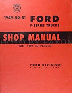 how to restore your ford pick-up (motorbooks workshop): tom brownell ford  1948-1952 ford pickup on 1948 ford wiring harness
