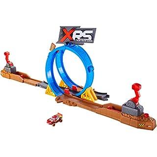 Disney Pixar Cars XRS Crash Challenge Playset
