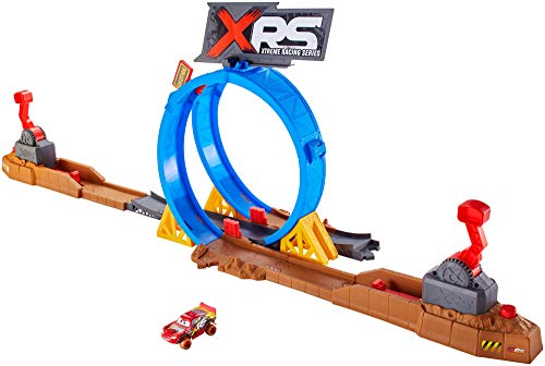 Disney Pixar Cars XRS Crash Challenge Playset