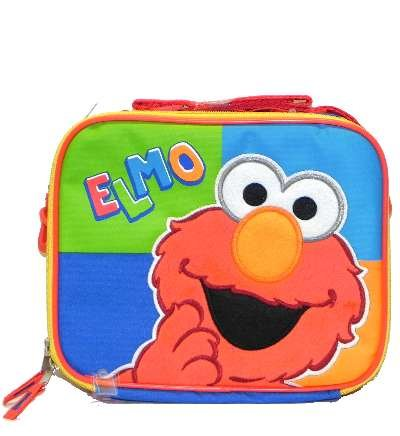 Sesame Street Elmo Lunch Bag-tote-bag