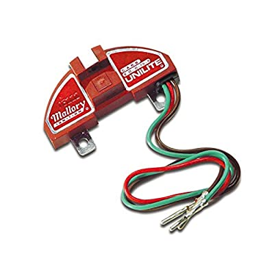 Mallory 605 Unilite Ignition Module (Thermalclad): Automotive