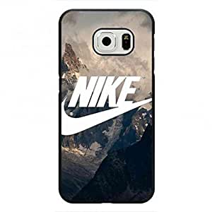 Fashion Series Cute Protective Shell Just Do It Nike Back Funda Cover For Samsung Galaxy S6Edge