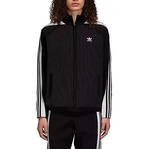 adidas red 36 Garnet Women Jacket Tt Black women Adibreak rI0Zr