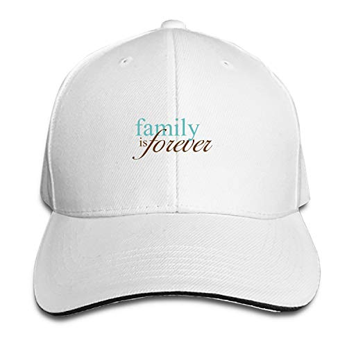 Twill Clip (Word Family Clipart Men's Structured Twill Cap Adjustable Peaked Sandwich Hat)