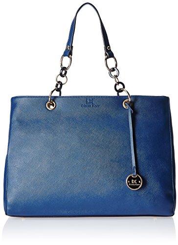 Diana Korr Women #39;s Shoulder Bag  Blue   DK37HBLU