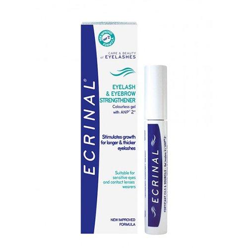 Ecrinal Eyelash & Eyebrow Strengthener with ANP 2+ 9ml