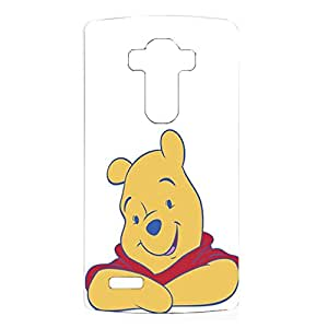 LG G4 Case Winne The Pooh 3D Retro Cartoon Protective Cellphone Case