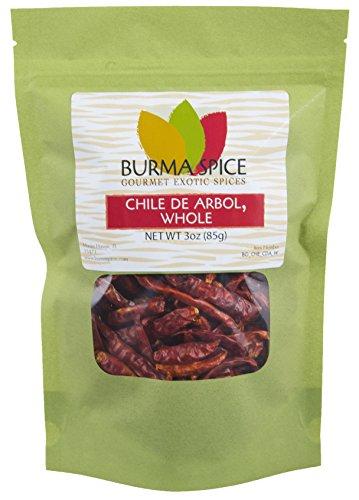 Arbol Chile - Chile de Arbol (3oz.)