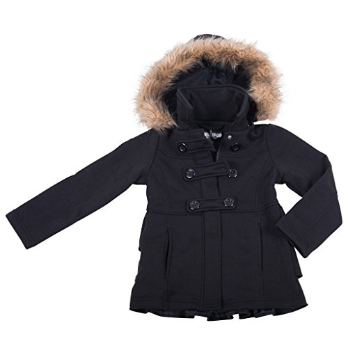 397672-tealpearl-3t-girls-puffer-jacket-sweater-sleeves-coat-with-hood