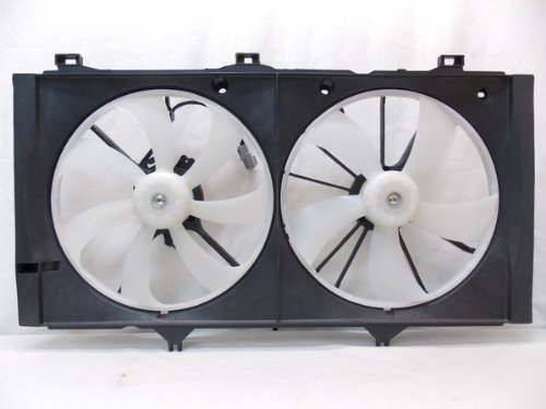 RADIATOR CONDENSER COOLING FAN FOR TOYOTA FITS CAMRY VENZA 4CYL TO3115164