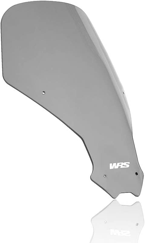 WRS AFRICA TWIN CRF 1100 L 2020 Pare-brise standard fum/é
