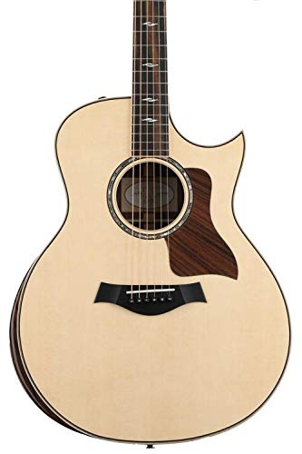 Taylor 816ce Grand Symphony Deluxe Cutaway - Natural Sitka Spruce Top