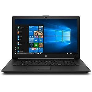 2020 HP 17.3 inch HD+ Premium Laptop Computer, AMD Ryzen 5 3500U Quad-Core Up to 3.7GHz, 12GB DDR4 RAM, 256GB SSD, DVDRW, AMD Radeon Vega 8, 802.11ac WiFi, Bluetooth 4.2, USB 3.1, HDMI, Black, Windows 10