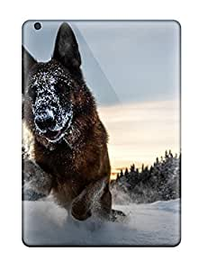 1282636K50591780 Hot Case Cover Protector For Ipad Air- German Shepherd