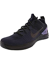 Nike Men's Metcon Dsx Flyknit 2 Amp College Navy/Black Ankle-High Fashion Sneaker - 9M
