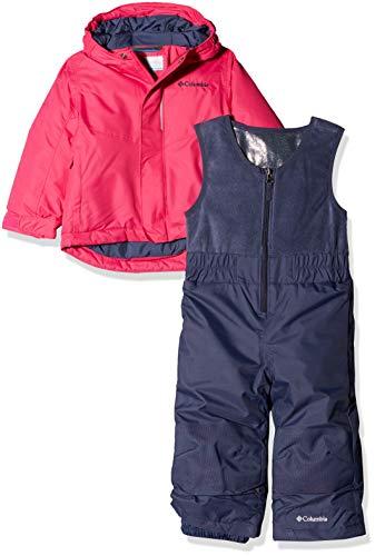 Columbia Kid's Buga Set Ski Jacket, Cactus Pink, Small
