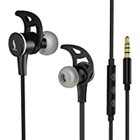 In-Ear Earbud Headphones, LEVIN Ergonomic Comfort-Fit...