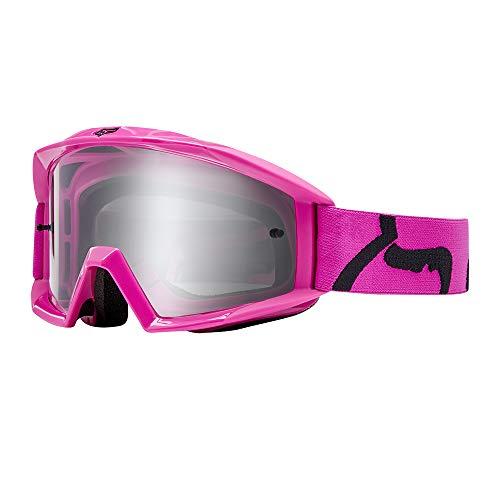 Fox Racing Main Race Goggle-Pink (Womens Fox Helmet Mx)