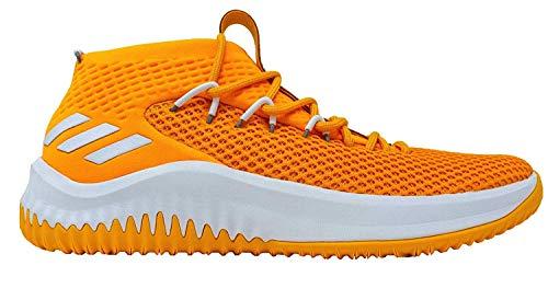 new style 7aaf5 1e930 ... greece shoe white basketball adidas nba collegiate gold mens dame 4  cgxt7wq 9d2d4 32aae