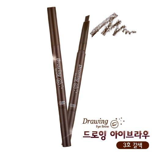 Etude House Drawing Eye Brow  3 Brown