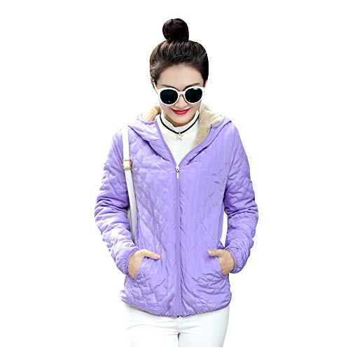 Xfentech Caldo Corto Cappotto Moda Addensare Piumino Giacche E Donna PqwSfX