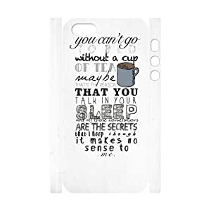 One Direction Design Unique Customized 3D Hard Case Cover for iPhone 5,5S, One Direction iPhone 5,5S 3D Cover Case