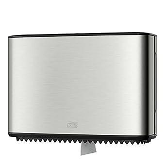 Tork 460006 Mini Jumbo T2 - Dispensador de papel higiénico, tamaño grande: Amazon.es: Industria, empresas y ciencia