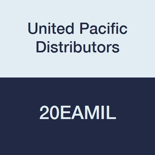 Male Adapter x Hose Shank 2 2 United Pacific Distributors 20EAMIL MIL-Spec Cam and Groove