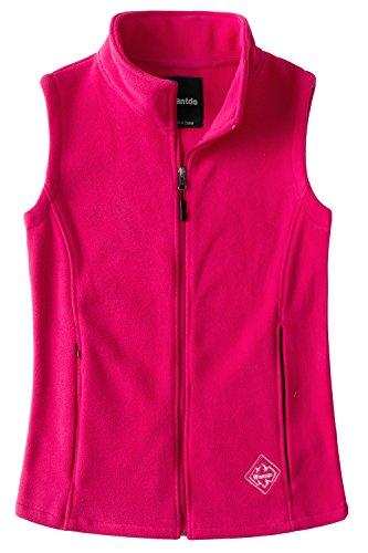 Womens Full Zip Wind Vest - 2
