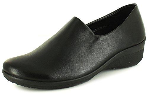 41 36 Noir Enfiler Synthétique Ever Chaussure Plateforme Soft Stretch So Femme Noir qw68Bwvz